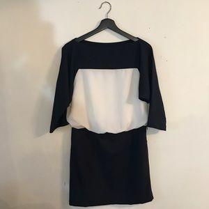 Ann Taylor LOFT | Dolman Sleeve Mini Dress